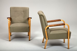 Pair of Aalto 47 Chairs