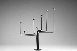 "Piet Hein ""Ursa Major"" Candelabra"