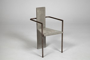 "Jonas Bohlin ""Concrete"" Chair"