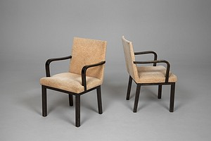 Pair of NK Armchairs