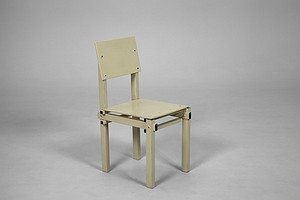 "Rietveld ""Military 1"" Chair"