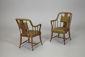 Pair of Josef Frank Chairs