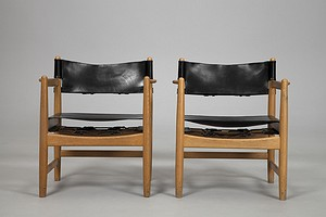 Pair of Mogensen Chairs