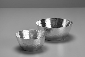 Two Silver Bowls