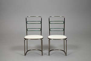 Pair of Hjorth Chairs