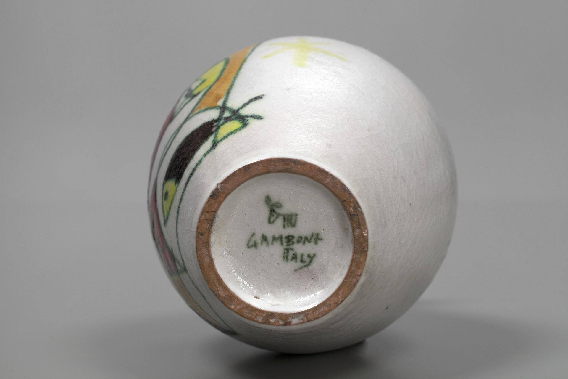 Jacksons Vase Guido Gambone