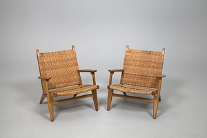 Pair of Hans Wegner Chairs