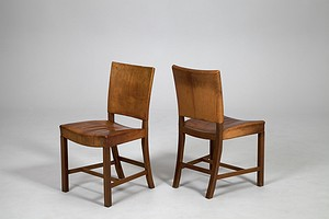 "Pair of ""The Red Chair"""