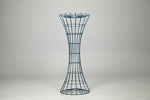 "Verner Panton ""Wire Collection"" Coat Stand"