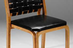 Pair of Aalto Y-Leg Chairs