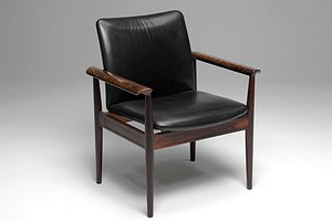 "Finn Juhl ""Diplomat"" Chair"