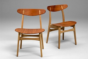 Pair of Wegner Chairs