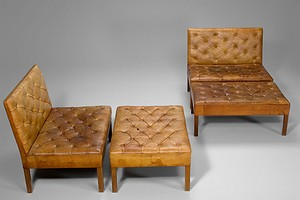 "Kaare Klint ""Addition"" Chairs and Stools"