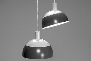 Pair of Finn Juhl Ceiling Lamps