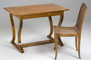 Carl Malmsten Desk & Chair