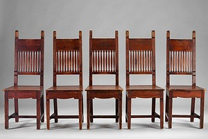 Set of Westman Chairs
