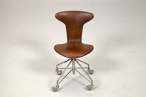 Rare Jacobsen Desk Chair