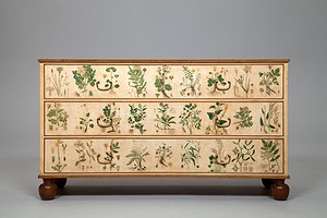 "Josef Frank ""Flora"" Chest of Drawers"