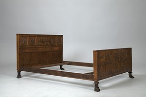 Axel Einar Hjorth Bed