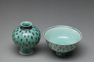 Vase and Bowl