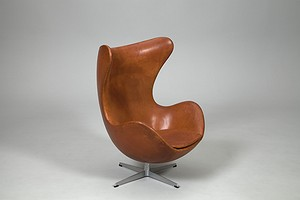 "Arne Jacobsen ""The Egg Chair"""