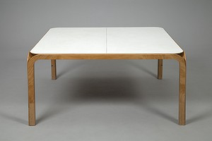 "Jörn Utzon Prototype ""New Angle"" Diningtable"
