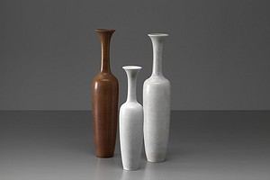 Group of Gunnar Nylund Vases