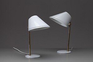 Pair of Tynell Table Lamps