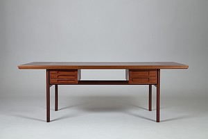 Desk by Peter Hvidt and Orla Mølgaard Nielsen