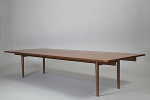 Large Wegner Dining Table