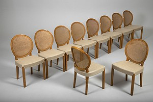 "Axel Einar Hjorth ""OK"" chairs"