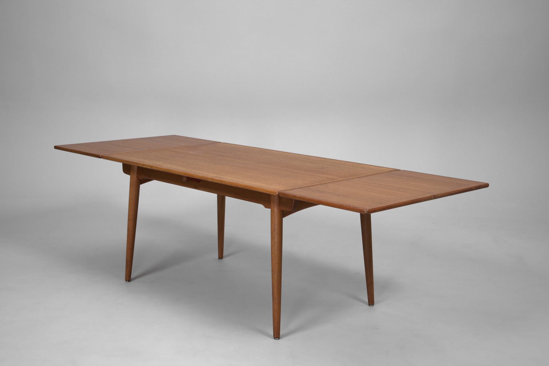 Extra Wide Extendable Dining Table