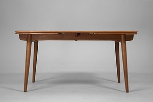 Extra Wide Wegner Extendable Dining Table