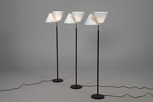 Three Floorlamps A810