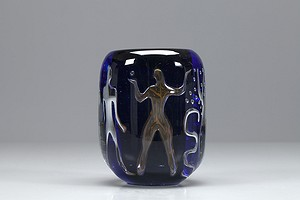 'Adam and Eve' Vase