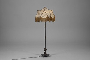 Bronze Floor Lamp