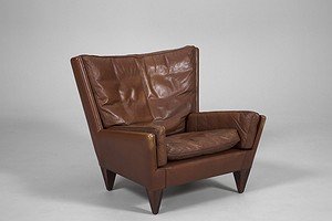 Lounge Chair by Illum Wikkelsø