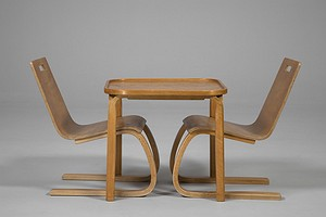 Alvar Aalto Children's furniture