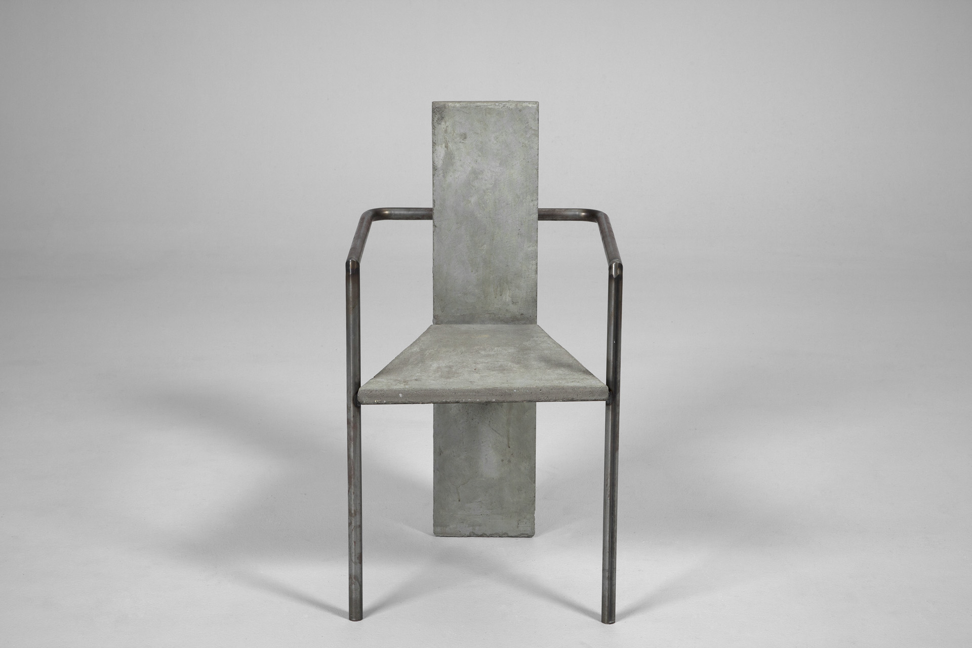 Jacksons Concrete Chair Jonas Bohlin