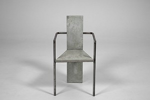 """Concrete"" Chair"