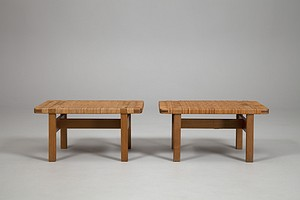 Pair of Mogensen Benches
