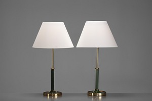 Pair of Josef Frank Table Lamps