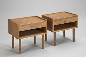 Wegner Bedside Tables