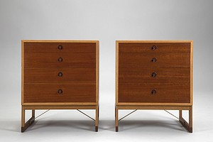 Pair of Mogensen Chest of Drawers