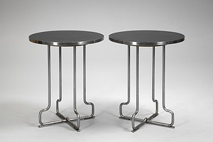 Pair of Hjorth Tables