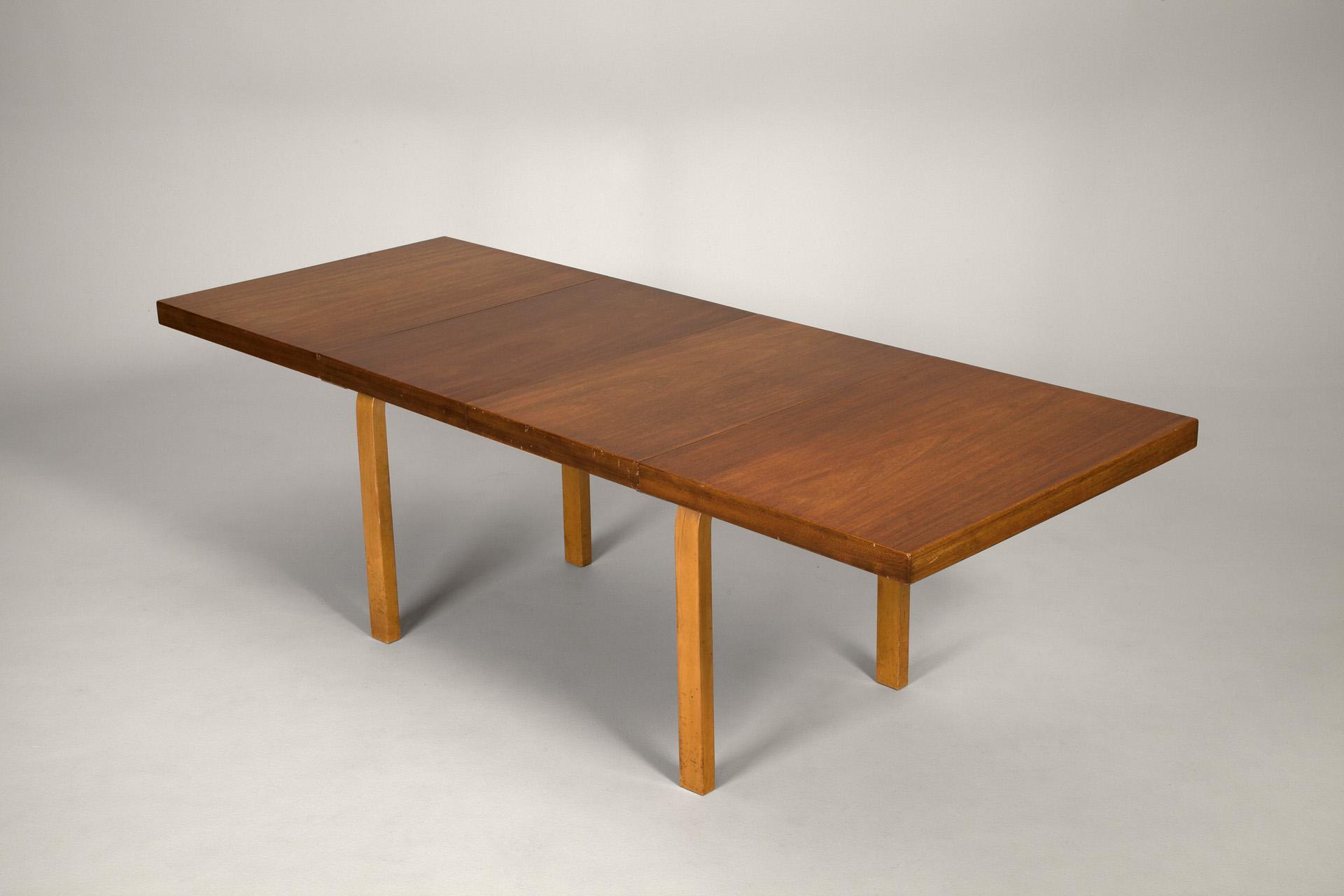 jacksons dining table alvar aalto. Black Bedroom Furniture Sets. Home Design Ideas