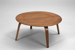 Eames Dimple Table