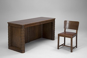Lahti City Hall Desk and Chair