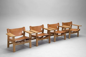"Four ""Spanish"" Chairs"