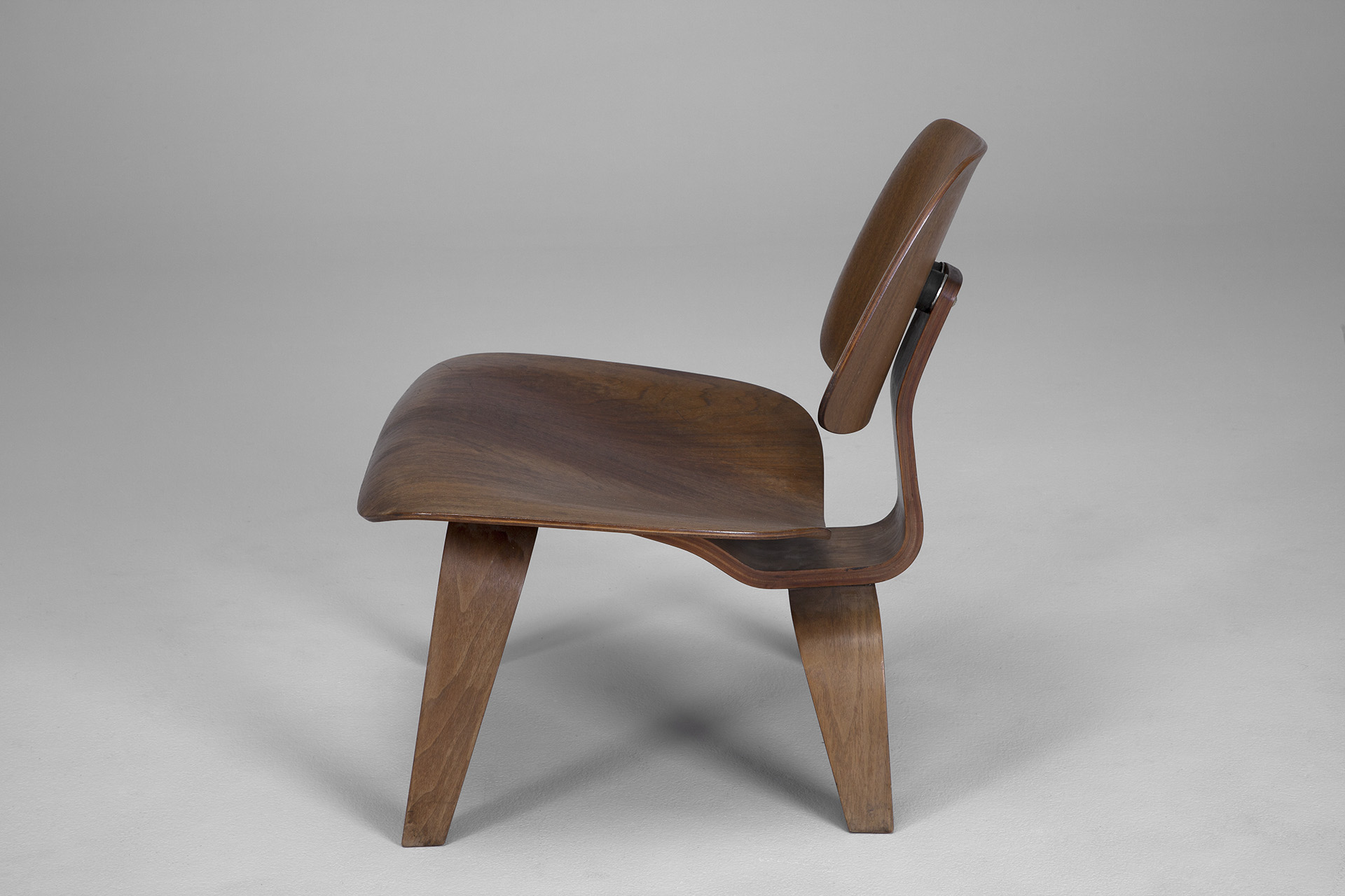 "Early Production ""LCW"" Easy Chair"